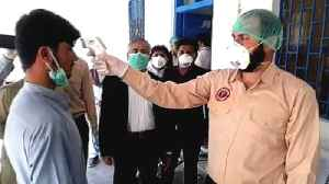 Coronavirus in Pakistan: Panic buying of masks leading to shortages [Video]