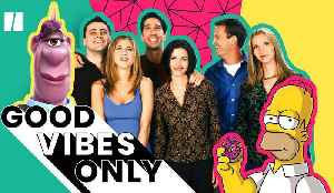 What Will The Friends Reunion Look Like?   Good Vibes Only