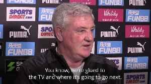 Newcastle ban training ground handshakes over coronavirus fears