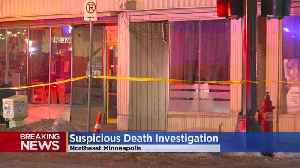 Police: Firefighters Responding To NE Mpls. Fire Discover Man's Body [Video]