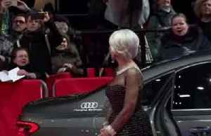 'Give me a standing ovation!' - Helen Mirren wins lifetime achievement award