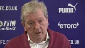 Hodgson plays down talk of Europe [Video]