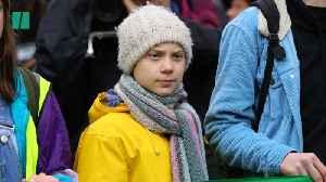 Bristol Braves The Rain To March With Greta Thunberg [Video]