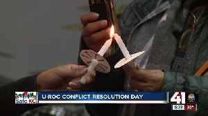 U-ROC conflict resolution day [Video]