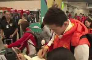 Chinese swimmer Sun Yang given eight year doping ban [Video]