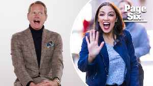 Carson Kressley Talks AOC Guest Judging Drag Race [Video]