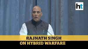 Hybrid warfare is today's reality: Rajnath Singh hails Balakot strike soldiers [Video]