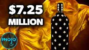 Top 10 Rarest Alcohol In the World [Video]