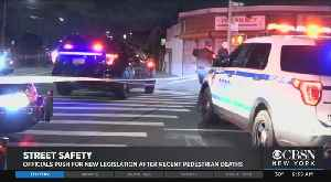 Safety Demands After Pedestrian Deaths [Video]