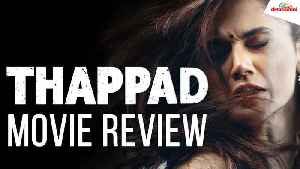 Thappad Movie Review [Video]