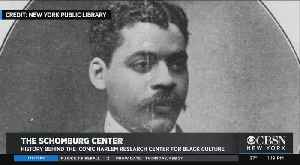 Black History Month: Harlem's Schomberg Center Brings Cultural Research Into Focus [Video]