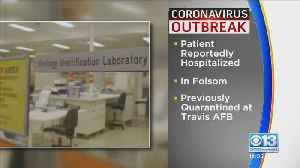 Potential Coronavirus Patient Hospitalized In Folsom [Video]