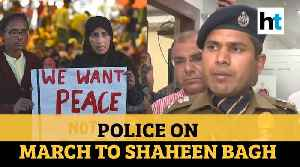 Postponed march to Shaheen Bagh: Delhi Police after speaking to stakeholders [Video]