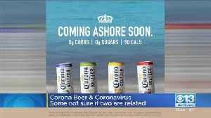 Corona Beer-Coronavirus Controversy [Video]