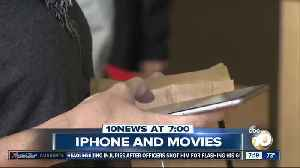 iPhone never used by bad guys in movies? [Video]