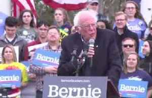 Sanders slams Trump over coronavirus response