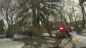 New Dash Cam Video Shows Wild Police Pursuit From Officer-Involved Shooting In New Jersey [Video]