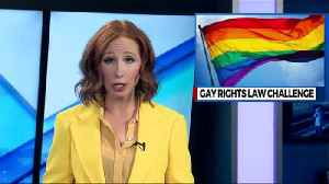 gay rights challenge photographer [Video]