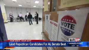 Lead Republican Candidates For AL Senate Seat [Video]