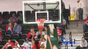 HIGHLIGHTS: New Site and Hickory Flat Fall in Quarterfinals [Video]