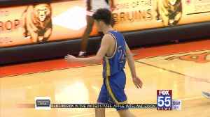 High School Boys Basketball: Blackhawk nails down Northrop [Video]