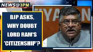 RS Prasad asks leftist liberals to not lecture on secularism | Oneindia News [Video]