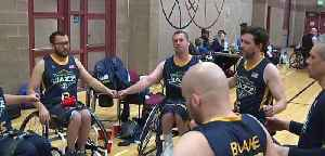 Wheelchair basketball tournament taking place in Henderson [Video]