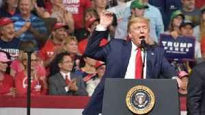 Trump calls coronavirus a hoax [Video]