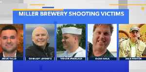 Veteran, Grandfather Among Five Victims in Molson Coors Brewery Shooting [Video]