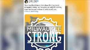 Milwaukee Strong logo designer has heavy ties to Wisconsin brewing [Video]