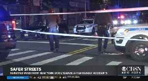 Renewed Push For Safer Streets From New York State Senate After Deadly Accidents [Video]