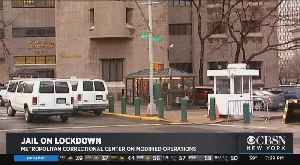 Metropolitan Correctional Center On Modified Operations [Video]