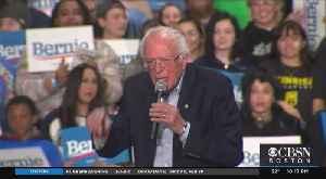Bernie Sanders Rallies Supporters In Springfield [Video]