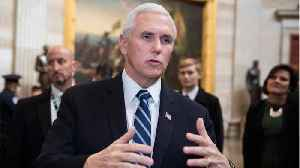 Vice President Pence Says Only One American In Hospital With The Coronavirus