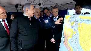 Israel election: PM Netanyahu vows to build new settler homes [Video]