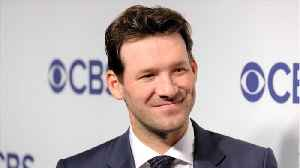 Tony Romo To Ink Record-Setting Broadcast Deal With CBS [Video]