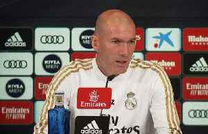 Zidane admits Real's vulnerability before 'Clasico', calls for fan support [Video]