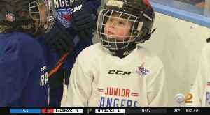 Madison Square Garden Hosts Junior Rangers Cup For 8-And-Under Hockey Champions [Video]