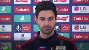 Mikel Arteta: Arsenal are down after crashing out of Europa League [Video]