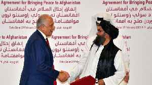 News video: US signs peace deal with Afghanistan's Taliban after 18 years of war