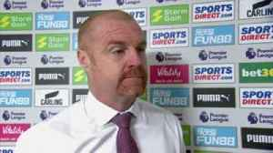 Dyche pleased with clean sheet [Video]