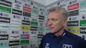 Moyes: We gave fans something to shout about [Video]