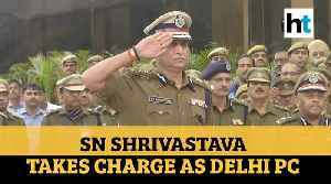Priority to restore peace: SN Shrivastava takes charge as Delhi Police Commissioner [Video]
