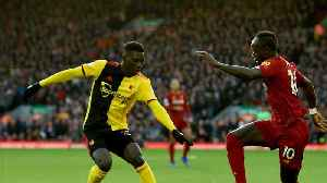 Liverpool Loses Undefeated Streak With Watford [Video]