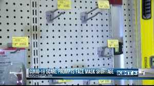 Coronavirus Mask shortage [Video]
