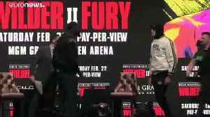 Tyson Fury could face rematch with American Deontay Wilder [Video]