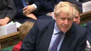 British Prime Minister Boris Johnson And Partner Announce Pregnancy And Engagement [Video]