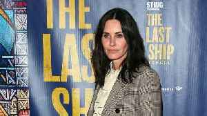 Courteney Cox To Star In New Horror Comedy Called 'Shining Vale' [Video]