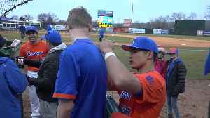 Boise State baseball gets their first wins on a historical weekend [Video]