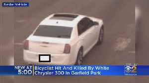 Police Search For Driver In Deadly Hit And Run in Garfield Park [Video]